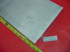 "2"" X 8"" ALUMINUM 6061 FLAT BAR 19"" long Solid T6511 2.00"" Plate Mill Stock"