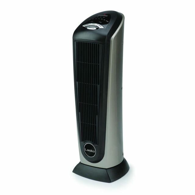 Lasko Ceramic Tower Heater, Model 751320, 1 ea