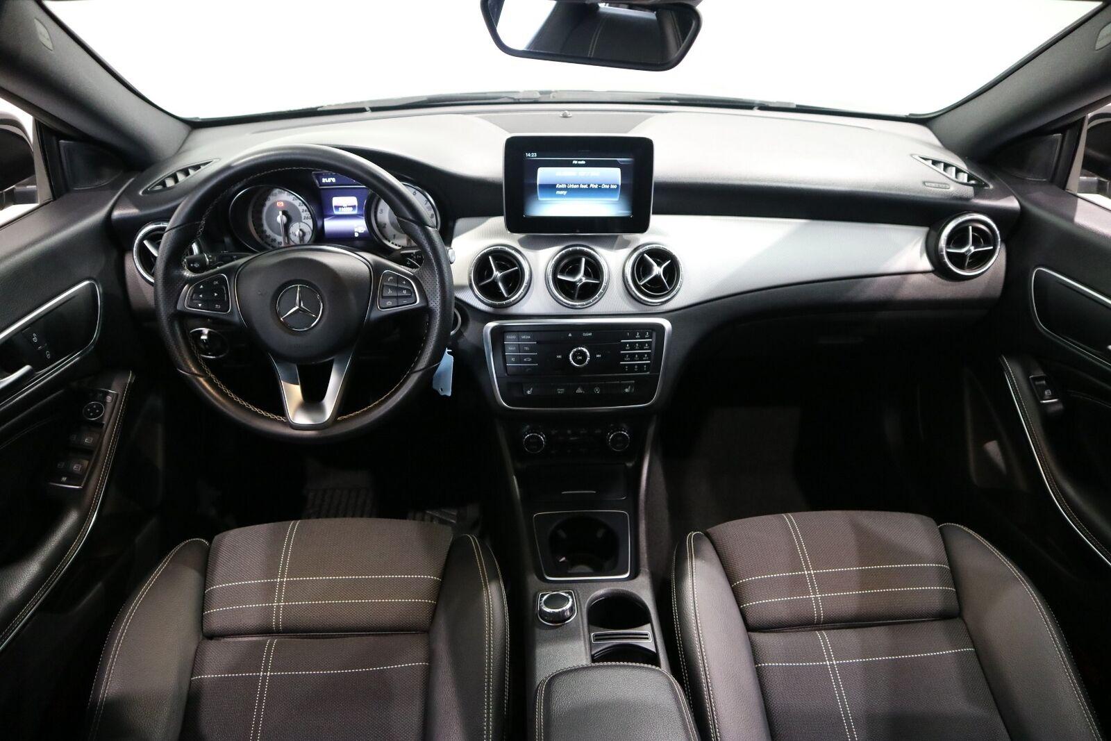 Mercedes CLA200 1,6 Shooting Brake aut. - billede 4