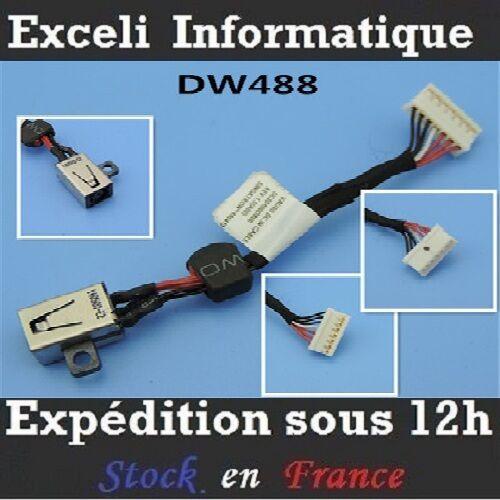 Netzanschluss Kabel Dell XPS 13 9530 (2013) Steckverbinder Dc Power Klinke