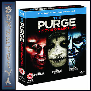 THE-PURGE-3-MOVIE-COLLECTION-THE-PURGE-ANARCHY-ELECTION-YEAR-BRAND-NEW-BLU-RAY