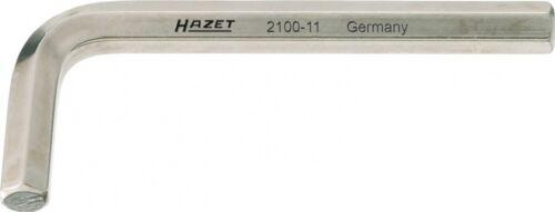 3 2100-03 Hazet Angle Tournevis-Intérieur-Hexagonal profil