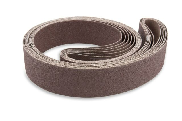 Sanding Belts 2 X 72 Zirconia Cloth Sander Belts 18 Pack 80 Grit