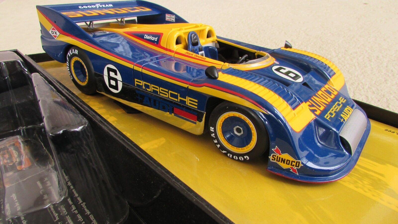 1973 Porsche 917/30 Voiture de Course Mark Donohue Donohue Donohue Penske Sunoco Can Am | Facile à Nettoyer Surface  | Forme élégante  ca2ec7