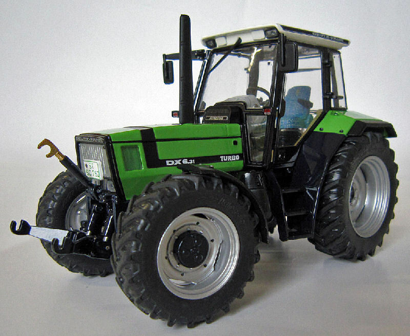 DEUTZ-FAHR Agrostar DX 6.31 1990-1993 tractor 1 32 MODEL façon-toys