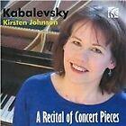 Dmitry Kabalevsky - Recital of Concert Pieces (2014)