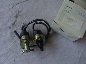 original-Honda-Prelude-Magnetventil-Luftsteuerung-Innenbelueftung