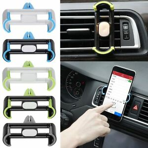 360-GRILLE-AERATION-AIR-VENT-support-voiture-smartphone-TELEPHONE-GPS-Universel