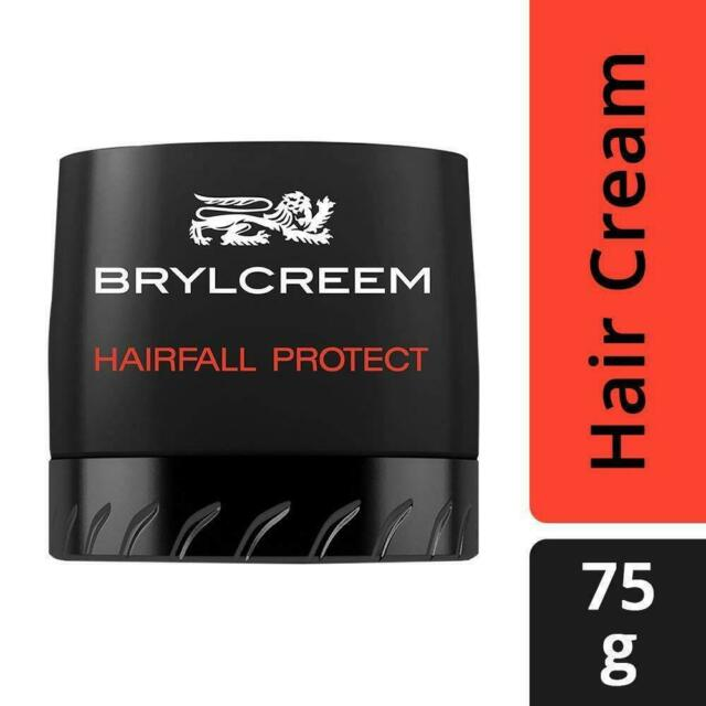 Brylcreem Hairfall Protect Hair Styling Cream 75g Free Shipping