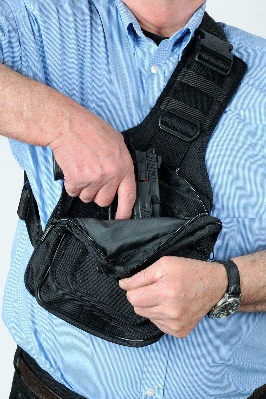 CZ 75 pistolas Premium Cruz Concealed Carry brazos Estuche Case-dibujo rápido
