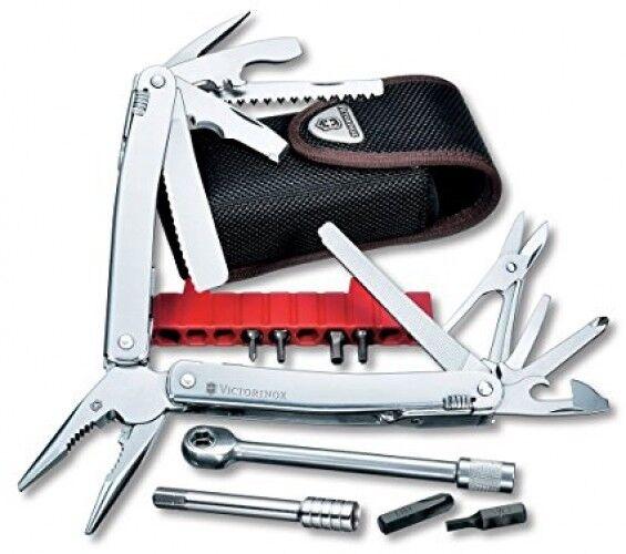 Victorinox Swiss Army SwissTool Spirit  Plus Ratchet Multi-tool, Includes Nylon  online retailers
