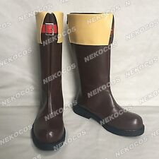 NekoCos The Legend of Zelda Ocarina of Time Link Cosplay Shoes Boots Customized