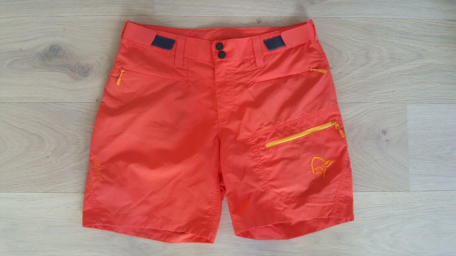 Norrøna Bitihorn ligero shorts talla senderismo Trekking  pantalones de las mujeres S  ventas de salida