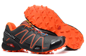 New-fashion-men-039-s-Speedcross-Athletic-Running-Outdoor-Hiking-Shoes-Sneakers-MS1