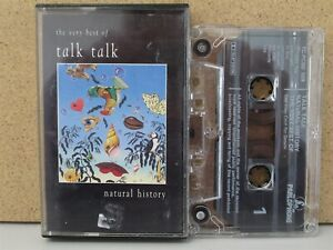 THE-VERY-BEST-OF-TALK-TALK-NATURAL-HISTORY-CASSETTE-TAPE-1990-Greatest-Hits