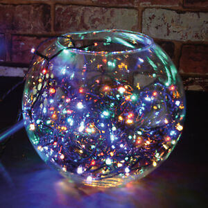 set-80-LED-multicoloured-fairy-decorative-lights-Christmas-XMAS-OUTDOOR-TIMER