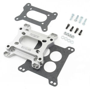 Mr-Gasket-1933-Carb-Adapter-Kit-Fits-4-bbl-to-2-bbl-Or-2-bbl-to-4-bbl-4-Bolt