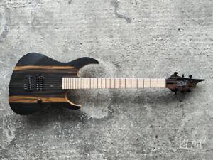 Kemp Guitars Custom Shop KD2 6-string Super-Strat Guitar - Bare Knuckle Hipshot