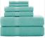 miniature 6 - SPRINGFIELD LINEN 6 Piece Towels Set 2 BATH TOWEL, 2 HAND TOWEL AND 2 WASHCLOTHS
