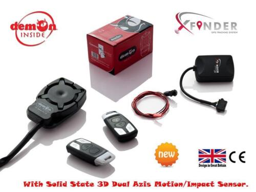 EASY FIT  Motorcycle Motorbike Scooter GPS//GSM text Alert Tracker  Alarm