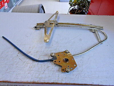 Leale Fiat 131 Alzavetro Alzacristallo Destro Originale Da Processo Scientifico