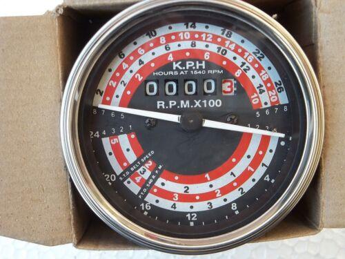 158 165,168,185,18 8 CW 1860065M91,3381905M1 Massey Ferguson MF Tachometer 155