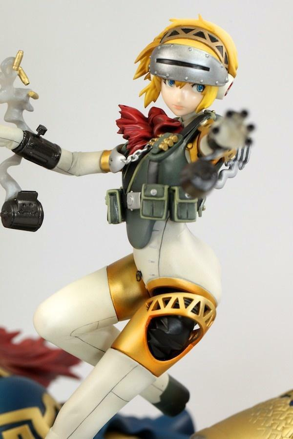 Persona 3 Aegis EX Resinya Series 1 8 Scale Figure (2011) New Boxed Japan Import