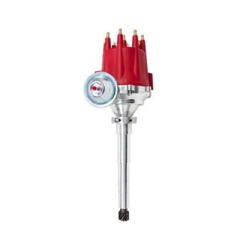 Lipstick Performance 8573 Ready to Run Pro-Billet Distributor Ford Flathead Red