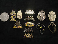 Alpha Phi Alpha Lapel Pins Various Designs Look At The Pics