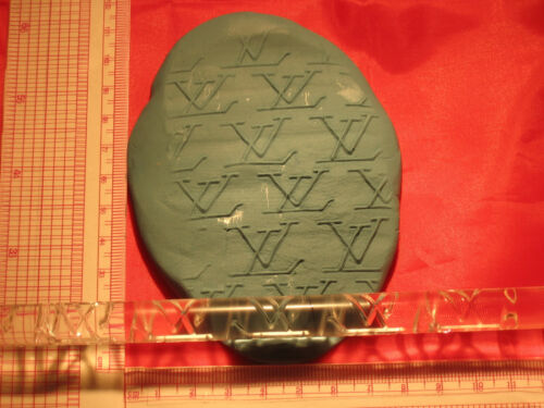 Texture Embossing Acrylic Rolling Pin Sugarcraft Cake Decorating Fondant 1