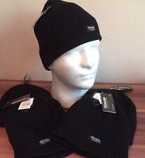 3M Thinsulate isolamento cappello Beanie Nero Taglia Unica del valore di £ 15