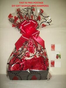 """Hamper Kit DIY 11/"""" SILVER TRAY // BUTTERFLY CELLO..BOW..Wedding Mothers Day Gift"""