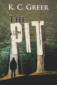 The Pit, Young Adult, Christian, Teen, Paperback, High School, SIGNED BY AUTHOR