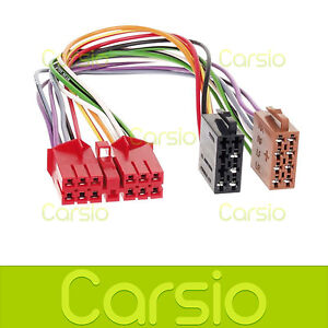 s l300 renault clio 91 92 iso wiring harness connector stereo radio renault clio wiring harness at bakdesigns.co