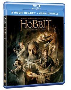 Blu-Ray-Lo-Hobbit-El-desolacion-de-Smaug-2-blu-ray-NUEVO