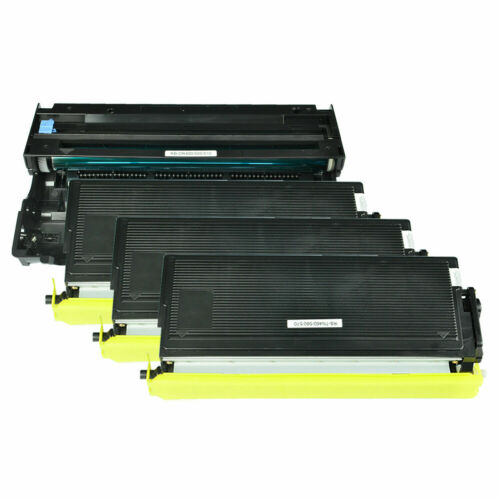 TN460 Toner DR400 Drum Set For Brother HL-1440 1450 P2500 Intellifax 4100 4750p
