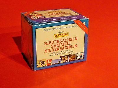 50 Tüten Panini Braunschweig sammelt  Braunschweig 1 x Display Album