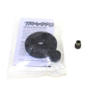 Traxxas Stampede Pinion Gears 16 21 Tooth 48P Xl-5 VXL Bandit Slash Rustler