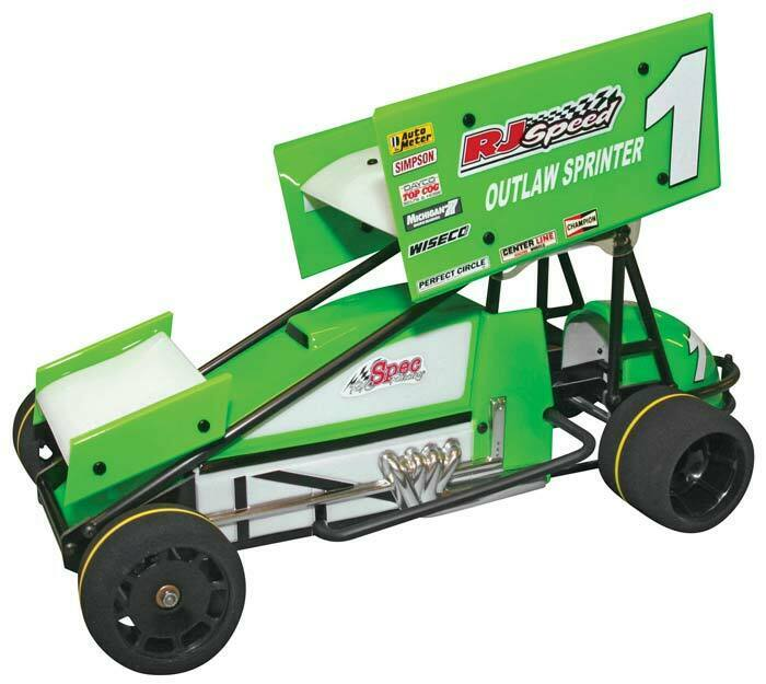RJ Speed Outlaw Sprint Kit 2030
