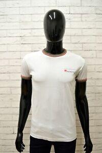 Maglia-DIESEL-Uomo-Taglia-Size-S-Maglietta-Shirt-Man-Cotone-Manica-Corta-Slim