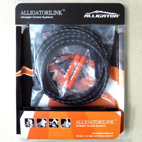gobike88 Alligator iLINK black shift cable set LY-FLEX-D 099