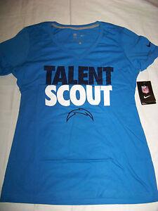 Nike Women/'s New York Giants Talent Scout Shirt NWT XL