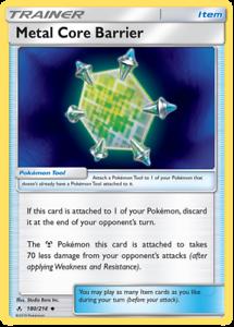Metal-Core-Barrier-180-214-Unbroken-Bonds-Pokemon-Card-New