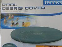 Intex 10' Easy Set Pool Debris Cover
