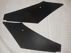 AMC-New-AMX-69-70-1-4-interior-sail-panel-kit-seat-belt-harness