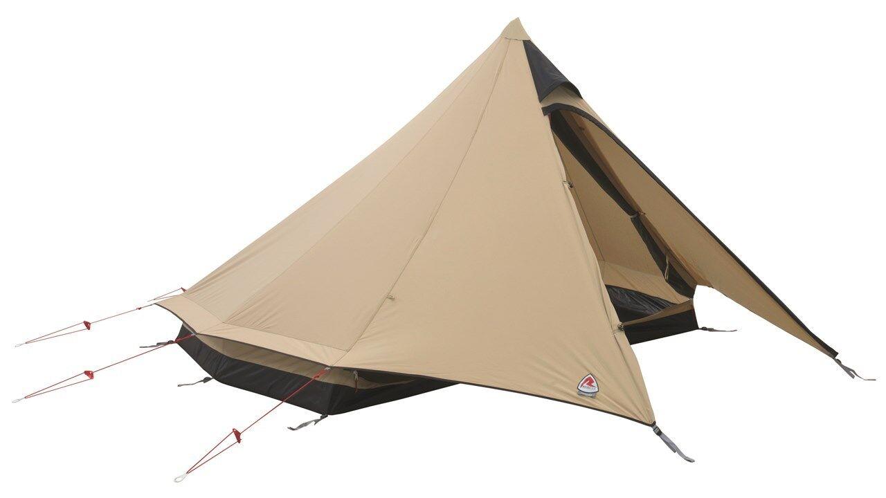 Robens Fairbanks 4 personnes Tente Tipi Grand Vestibule famille camping vacances en camping famille 54685b