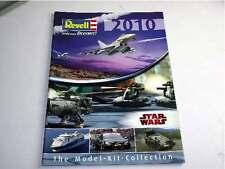 Revell 2010 Model Kits Catalogue