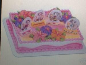 Magnificent Bratz Petz Decopac Cake Topper Decoset 3207 New Personalised Birthday Cards Akebfashionlily Jamesorg