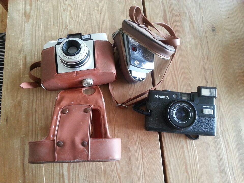 Foto, Fotografiapparat