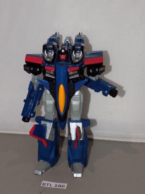 Transformers Armada THUNDERCRACKER 2002 incomplete figure (BTL 186)
